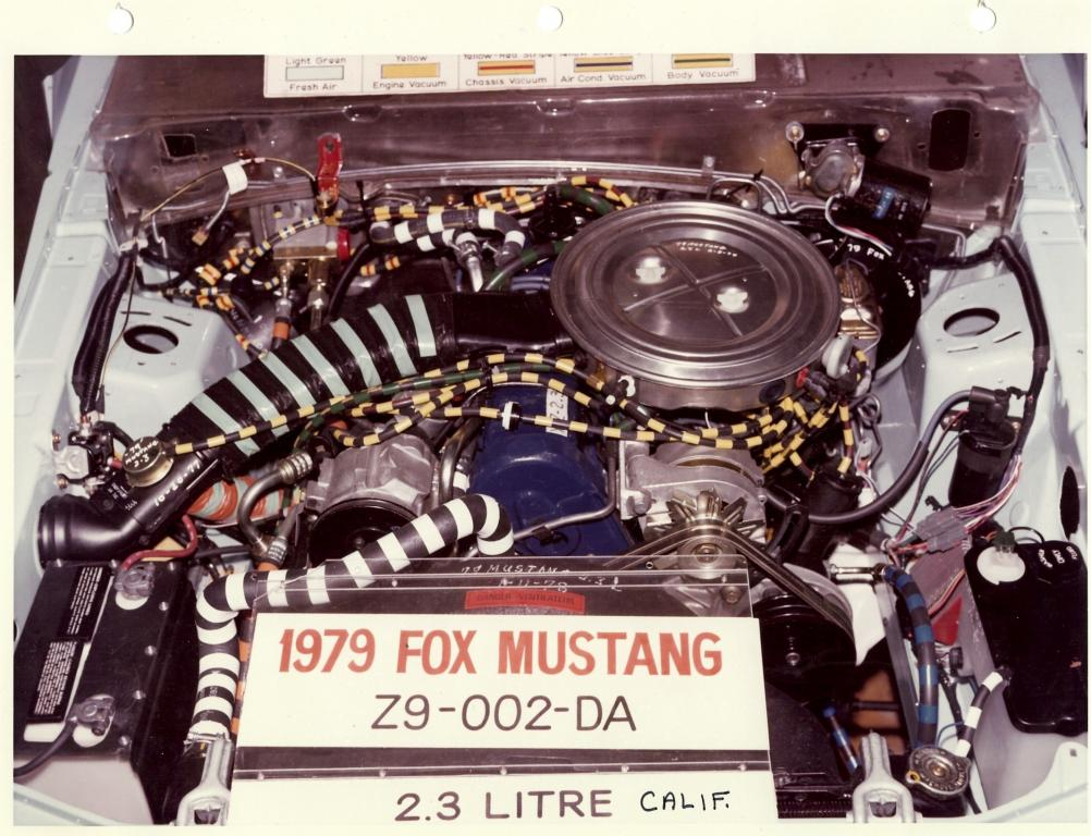 Name:  1979 Mustang 2.3l engine compartment #2.jpg Views: 170 Size:  132.2 KB