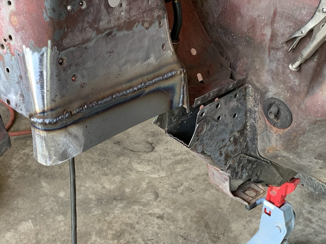 Name:  Tower Patch Welded Bay Side.jpg Views: 75 Size:  163.9 KB
