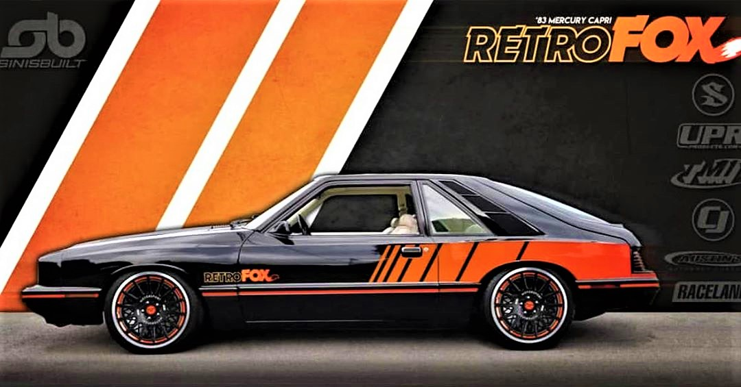 Name:  RETROFOX 1983 Mercury Capri by SINIS Built (1).jpg